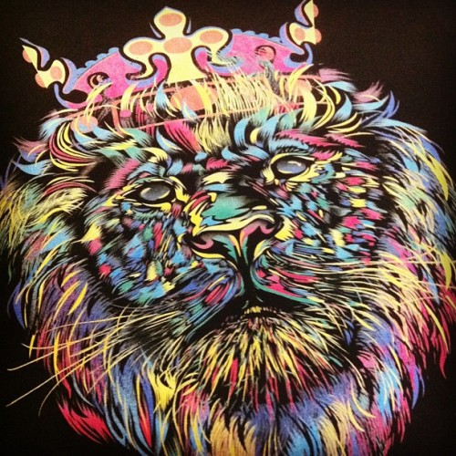 """Bright Like A King"" by Dandingeroz  on sale today for only $15 (at www.designbyhumans.com)"