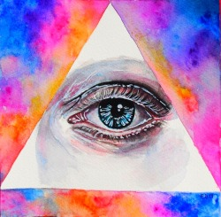 overidealism:  All Seeing Eye