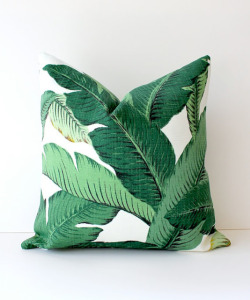 befairbefunky:  Musthave ~ Banana tree leaf Pillow