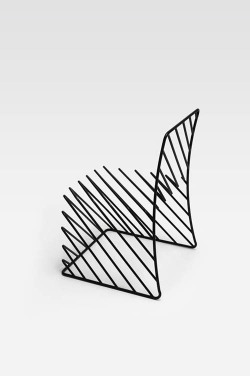 agreytheory:  Thin Black lines exhibition at Saatchi Gallery by Nendo