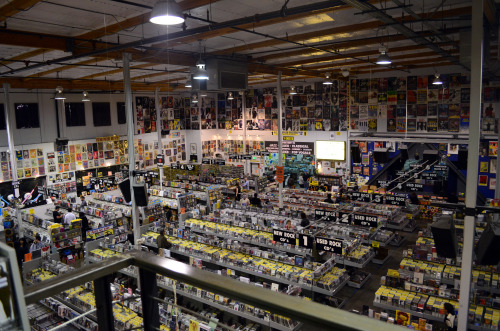 AMOEBA RECORDS !