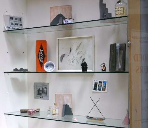 Mantlepiece - An exhibition featuring works by&nbsp