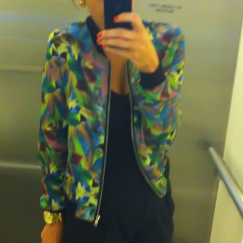 "Mossman ""BIRDS OF PARADISE"" Bomber Jacket Getting my BOMBER On today. Love my new @mossmanclothing #neon #neonprint #bomberjacket #bomber #selfie #stylist #mossman #fashion #instalove #instagood Purchase now online at Mossman Clothing here Not sure what to wear to your next event or need a wardrobe make over? Don't hesitate to contact me for a quote or follow me on Facebook, Twitter or Instagram to stay up to date with my fashion and style trends. LW X ]]>"