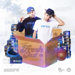 DJ $ilence & DJ Maalek – And1 presents Fresh Out The Box Vol.7 (mixtape)