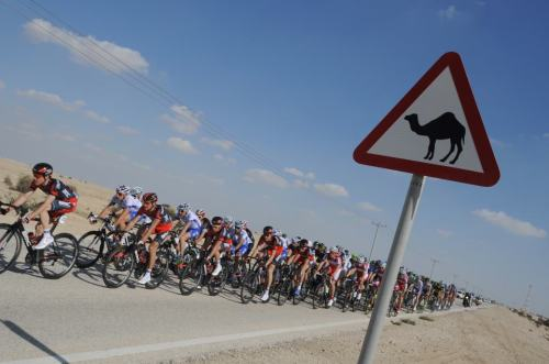 Tour of Qatar (via Le Tour De France)