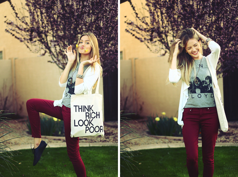 lookbookdotnu:  Think rich, look poor (by Heather Bybee)