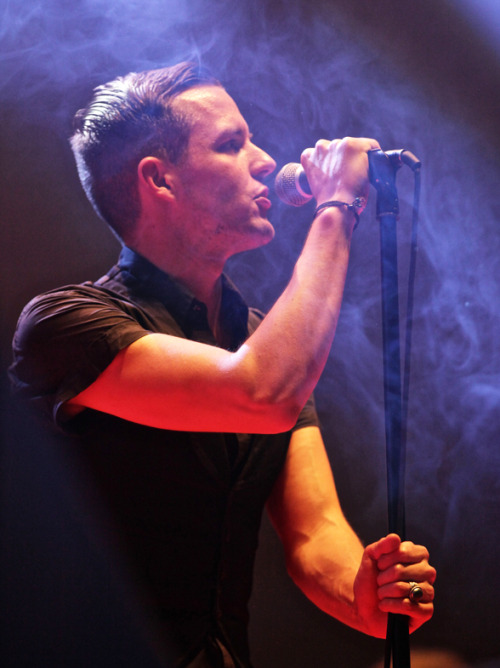 the-battle-is-won:  The Killers - Santiago, Chile FOTO: Gentileza (x)