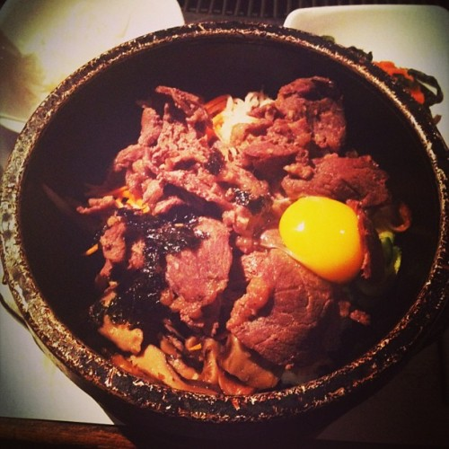 Bibim Bop #happyme #instagramworthy #yummy #delish #sogood 🍴 (at New Wonjo)