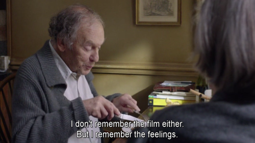 cine-mania:  Amour (2012)  Life-ruining film. I remember the film AND the feelings.