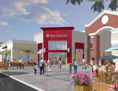 Mark your calendars, American Girl fans: The new American Girl store will open at Easton Town Center on June 22.