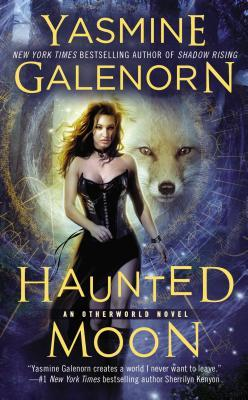 "Yasmine Galenorn - Haunted Moon Fran recommends:  In the thirteenth book of the ""Otherworld"" series, Haunted Moon, Yasmine Galenorn takes us back to Camille's point of view. Things are beginning to really heat up in the war between the demon world and ours. The Lord of Ghosts is ransacking cemetaries, and the Aleksais Psychic Network seems to be in league with him. If that wasn't enough, Camille has to undergo a special rite in her priestess training that takes an unexpected turn.  This series just continues to get better and better, and one of the things I liked most about Haunted Moon was that we get to know Morio better. We get some of his backstory, and we get to see how his relationship with Camille is growing. The complexities of all the sisters' relationships, not just romantic but with everyone, both in the Otherworld and here in Seattle, are being explored and the depths Yasmine is bringing to them are fabulously intriguing and non-stop. Yasmine Galenorn will be here to sign Haunted Moon on Saturday, February 2nd at 2:00 pm, and let me strongly advise you to reserve your copy in advance!"