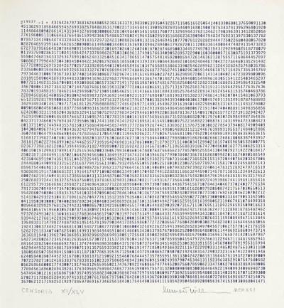 »censored« by emmett williams (1991) (+) [via]