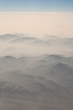 touchdisky:  Qinling mountains, Qinghai, China by WildernessMed87