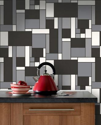 Geo Wallpaper by Graham & Brown available at 2modern