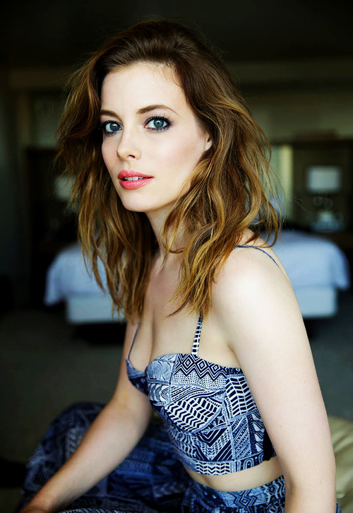 Gillian Jacobs photographed by Ari Michelson for Sharp Magazine, June 2013