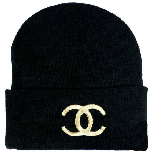 Chanel hat   ❤ liked on Polyvore (see more embroidery hats)
