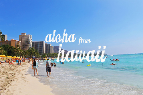 hawaiianseasides:  Aloha From Hawaii.  My Advanced Digital Photography Series