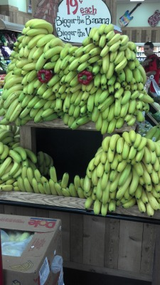 Hilarious banana face and accidental sexual innuendo sign…