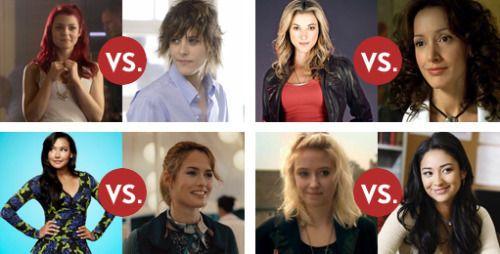 Voting is now open in the Elite Eight of our March Madness: Best Lesbian/Bi Character Ever tournament!