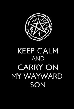 huntersunited:  follow this blog if you love Supernatural