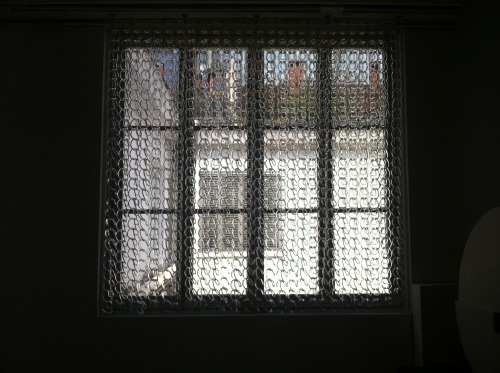 plastic curtain
