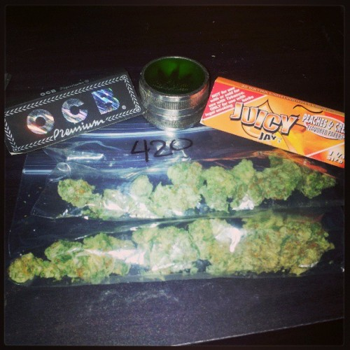 Early preparation. #420 #kush