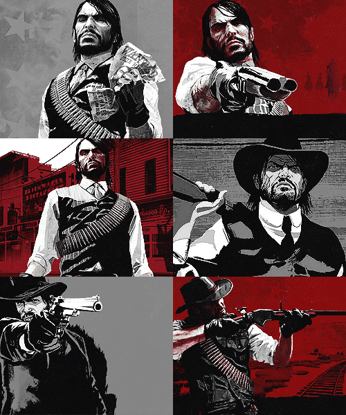 john marston for barristanselmy ♥