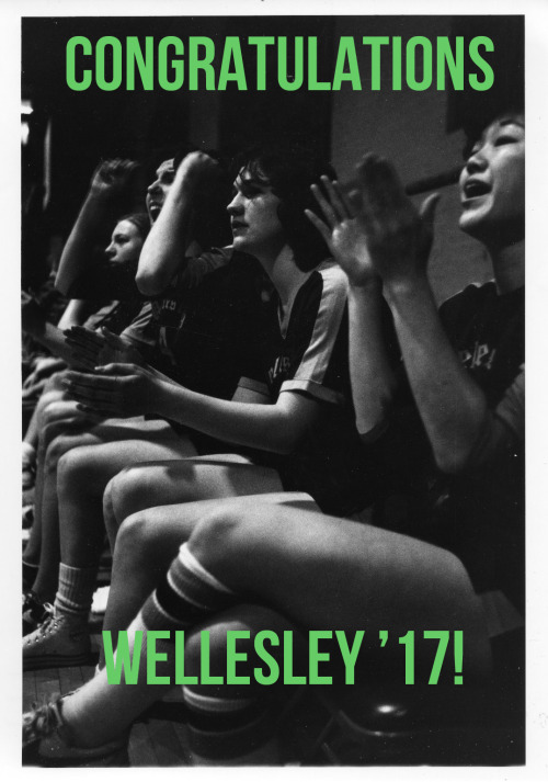 We can't wait to meet you! (Photo of Wellesley's basketball team in 1979 courtesy of Wellesley College Archives)