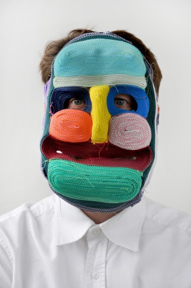 iheartmyart:  Studio Bertjan Pot, Masks | 2010 – ongoing