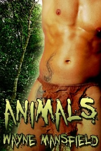 Animals by Wayne Mansfield is now available in e-book format!  In the future deep space travel is a regular occurrence. After completing a mission to take supplies to Earth 2, or Genesis as the colonists call it, something goes horribly wrong with the space shuttle returning Adam Evans and his crew mates to Earth. The shuttle crashes and Adam and Jason survive, but the Earth they return to has changed greatly.  When tragedy strikes, leaving Adam on his own, he finds the paradise surrounding him has an increasingly darker side. He assumes he can outsmart it, beat it. The product of a lost past, where men and speech are free, he rebels against the rules restricting him. But is he just setting himself up for failure, for pain and misery? Can he ever hope to outwit the powers that be?  Then he meets River Boy, the only person in a village full of dirty, animalistic villagers with whom he connects. There is something intelligent about River Boy. Something civilized about him. Yet is Adam's growing closeness to River Boy going to save him from himself? Or will his stubbornness, his rebelliousness, cost him more than he is able to pay?  Read an excerpt or buy a copy today!