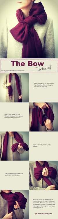 The Bow Scarf