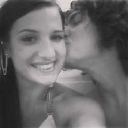 #love #boyfriend #couple #blackandwhite #beach #springbreak #2013