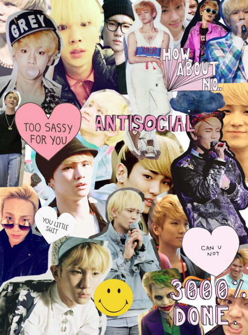 jjongpanties:  ♡ Key's many shades of blonde ♡