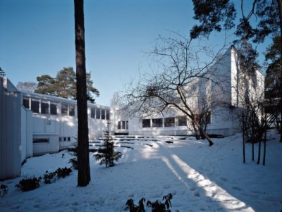 (via Google Launches New Virtual Experience that Takes You Inside Alvar Aalto's Works | ArchDaily)
