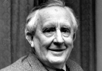 "goandannouce:  J.R.R. Tolkien: The Pope and the One True Church ""I myself am convinced by the Petrine claims, nor looking around the world does there seem much doubt which (if Christianity is true) is the True Church, the temple of the Spirit dying but living, corrupt but holy, self-reforming and re-arising. ""But for me that Church of which the Pope is the acknowledged head on earth has as chief claim that it is the one that has (and still does) ever defended the Blessed Sacrament, and given it most honour, and put (as Christ plainly intended) in the prime place. ""'Feed my sheep' was His last charge to St. Peter; and since His words are always first to be understood literally, I suppose them to refer primarily to the Bread of Life. It was against this that the W. European revolt (or Reformation) was really launched—'the blasphemous fable of the Mass'—and faith/works a mere red herring."" Can be found in Tolkien: Man and Myth, p. 193"