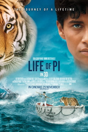 Life of Pi: High and The HighestHigh, absolutely high in so many levels. High-rated, high-expectedness. IMDb ratings 8.4, Rotten…View Postshared via WordPress.com