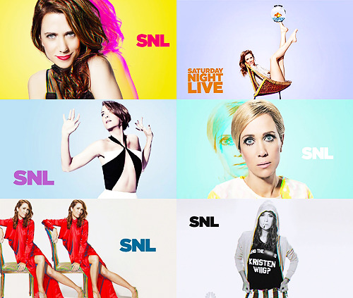 Kristen Wiig - Saturday Night Live
