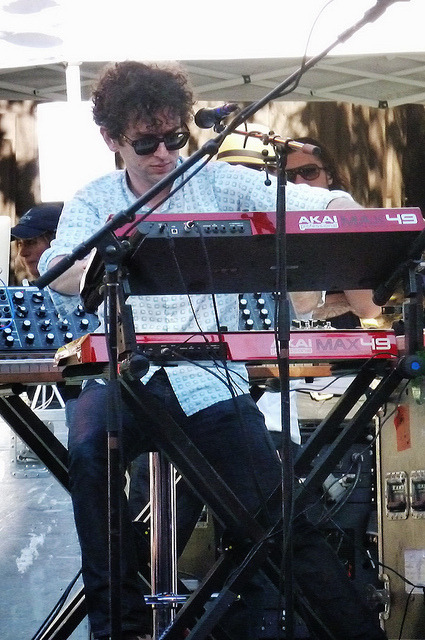 stateofeuphoria:  MGMT at Frost Amphitheatre 5/18/13 on Flickr.
