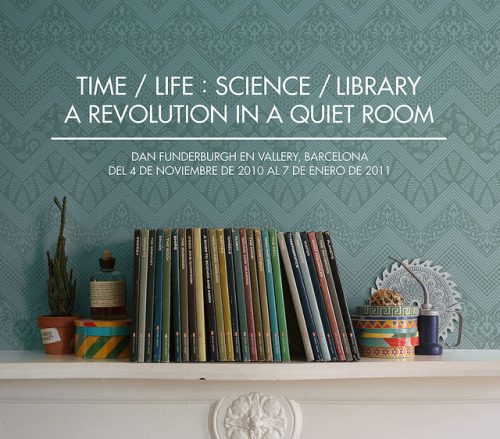 bookpatrol:  Time / Science : Science / Library by Dan Funderburgh