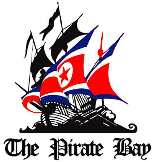 "anarcho-queer:  The Pirate Bay Moves to North Korea, Gets Virtual Asylum The Pirate Bay says it has been offered virtual asylum in North Korea. The move comes after the Norwegian Pirate Party was forced to stop routing traffic for the infamous BitTorrent site by a local copyright group. ""We can reveal that we have been invited by the leader of the Republic of Korea, to fight our battles from their network,"" the Pirate Bay says. A traceroute does indeed show that The Pirate Bay is now being routed through the dictatorial country. Last week the Swedish Pirate Party was forced to shut down its routing services to The Pirate Bay. The Party and its leaders took the difficult decision after they were threatened with a lawsuit by a local anti-piracy group. Luckily for The Pirate Bay, the pirate parties of Norway and Catalunya were willing to take over the role. However, after just a few days the Norwegians had to shut down their Pirate Bay node as well, facing similar threats to their Swedish comrades. This resulted in some downtime earlier today after which The Pirate Bay returned online from a rather unexpected location. A Pirate Bay insider informs TorrentFreak that they had been working for a while to get connectivity in North Korea. Today they made the big switch. ""We've been in talks with them for about two weeks, since they opened access for foreigners to use 3G in the country,"" a Pirate Bay insider told us. ""TPB has been invited just like Eric Schmidt and Dennis Rodman. We've declined up until now."" While The Pirate Bay crew may not visit North Korea, they are using the country's network to connect the BitTorrent site to the rest of the world. ""This is truly an ironic situation. We have been fighting for a free world, and our opponents are mostly huge corporations from the United States of America, a place where freedom and freedom of speech is said to be held high."" ""At the same time, companies from that country are chasing a competitor from other countries, bribing police and lawmakers, threatening political parties and physically hunting people from our crew. And to our help comes a government famous in our part of the world for locking people up for their thoughts and forbidding access to information,"" they add. The Pirate Bay says that it sees the current step as one forward for North Korea, and the BitTorrent site hopes that all North Koreans can soon access the site to foster freedom of information. ""We believe that being offered our virtual asylum in Korea is a first step of this country's changing view of access to information. It's a country opening up and one thing is sure, they do not care about threats like others do. In that way, TPB and Korea might have a special bond."" ""We will do our best to influence the Korean leaders to also let their own population use our service, and to make sure that we can help improve the situation in any way we can. When someone is reaching out to make things better, it's also ones duty to grab their hand,"" TPB concludes. While it's hard to believe everything The Pirate Bay says, the site does indeed route through North Korea at the moment. For some reason we think that Hollywood and the major music labels will have a hard time shutting that node down.  This doesn't feel right."