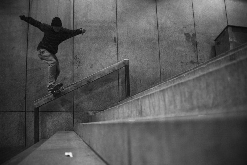 alec majerus | backside tailslide | san francisco, ca | 2012