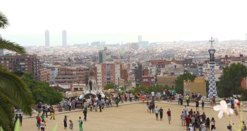 Abstecher zum Park GüellTrip toPark Güell #park güell#barcelona#gracia#güell