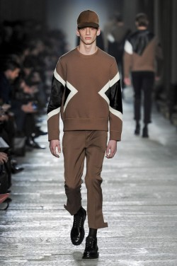 Quidditch Uniform Neil Barrett F/W 2013