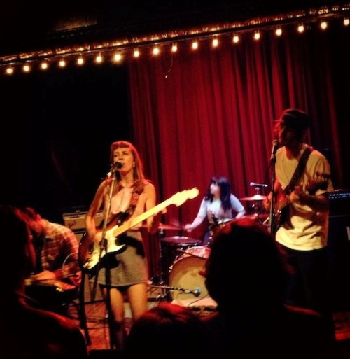 Union Pool Show / Holly's 26th Birthday was an affair to remember! Thanks to all the beautiful friendly faces!