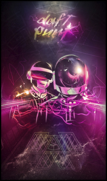 vikthebrain:  Daft Punk  Click for More