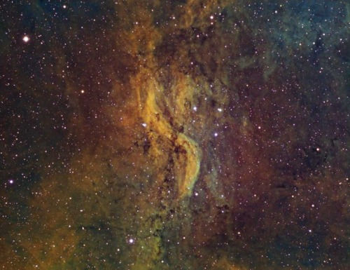 thenewenlightenmentage:  The Propeller Nebula