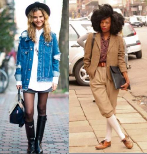 Upload YOUR street style here:http://bit.ly/15vP0ND