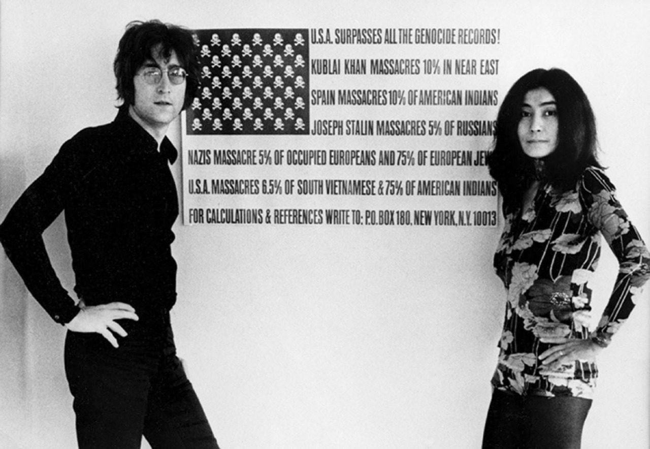 24/365: The U.S. vs. John Lennon (2006) - David Leaf, John Scheinfeld rewatched