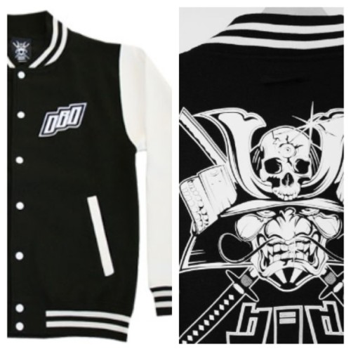 Varsity sweat jacket. 1 left in every size except small which are gone. If you want one don't sleep. www.dbdclothing.co.uk #streetwear