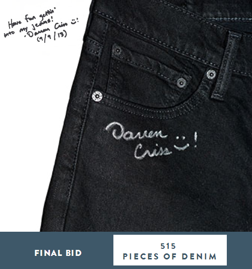 """Blue Jeans Go Green™ 